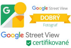 Licencia Google Street View