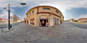 Virtuálna prehliadka Reštaurácia El Diabolo Sabinov