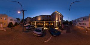 Virtuálna prehliadka Hotel Viktor Bratislava