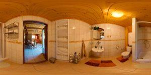 Virtuálna prehliadka Apartmány Nízke Tatry