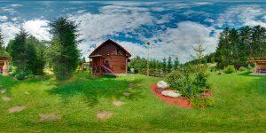 Virtuálna prehliadka Chata Sofia